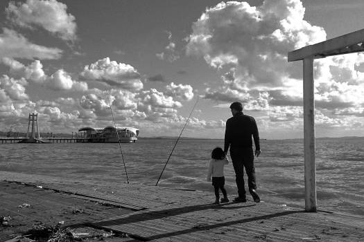 Fisherman Beach Sea #177515