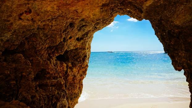 Beach Ocean Cave #178326
