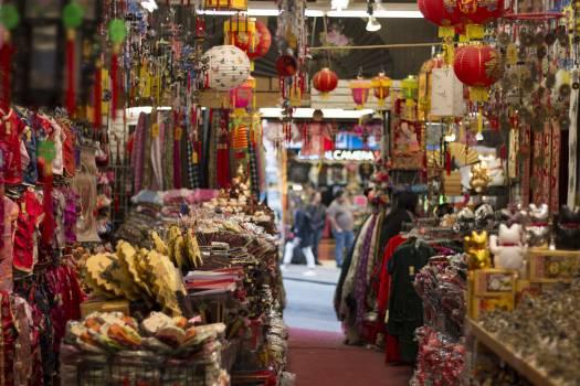 Seller Shop Mercantile establishment Free Photo
