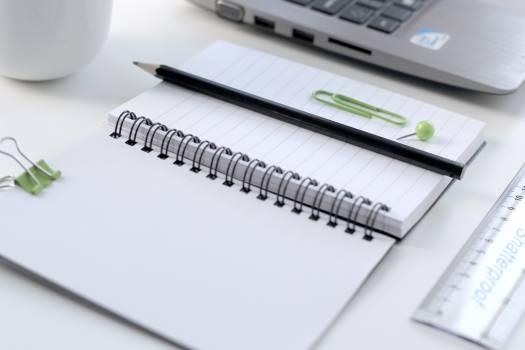 Notebook Pen Office Free Photo