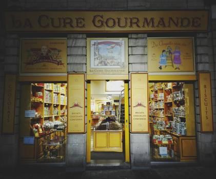 Shop Mercantile establishment Tobacco shop Free Photo