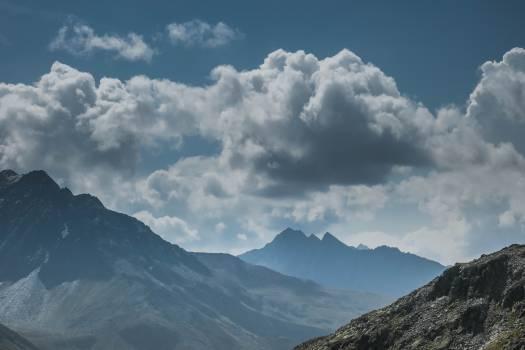 Range Mountain Snow #179243