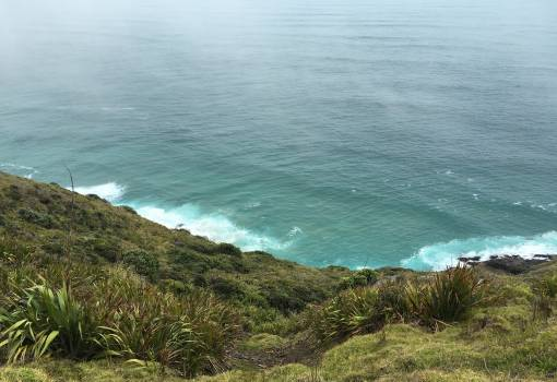Promontory Natural elevation Ocean Free Photo