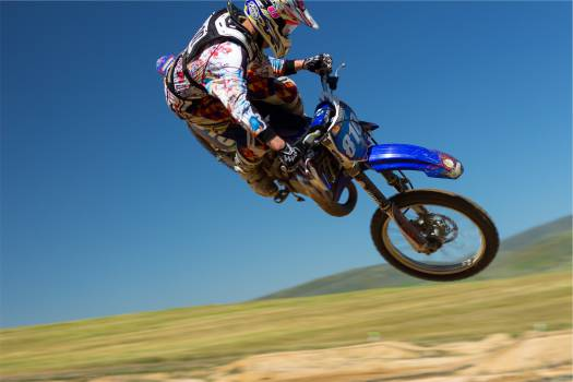 dirt bike racer racing  #17947