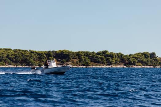 Boat Speedboat Motorboat #179541