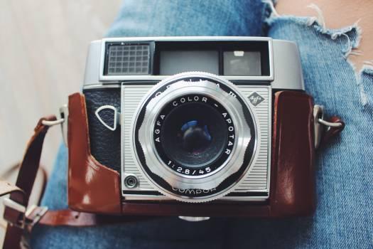 Camera Shutter Mechanism #179896