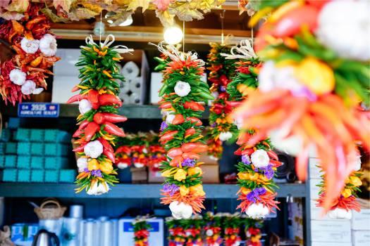 vegetables market groceries  Free Photo