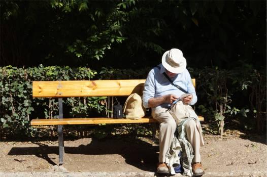 old man elderly  #18039