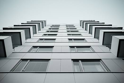 building windows balconies  #18064