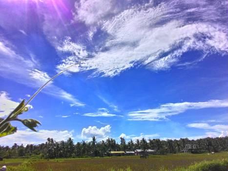 Sky Atmosphere Landscape #180735