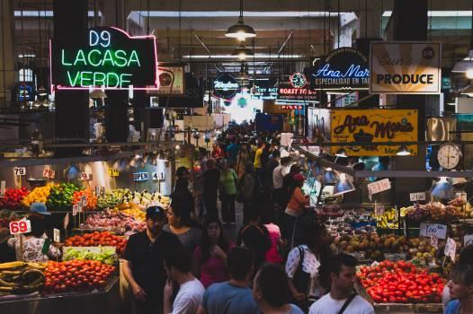 market food fruits  Free Photo