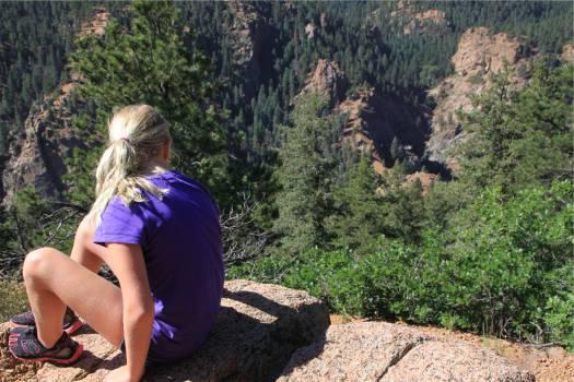 hiking hiker fitness  Free Photo