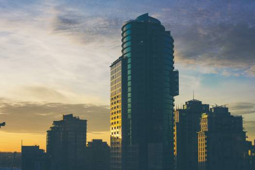 buildings architecture condos  Free Photo
