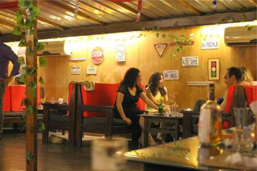 restaurant bar drinks  #18239
