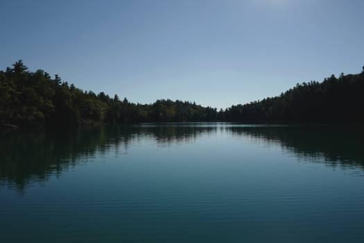 Lake Body of water Landscape Free Photo
