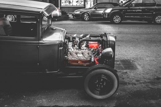 car classic vintage  Free Photo