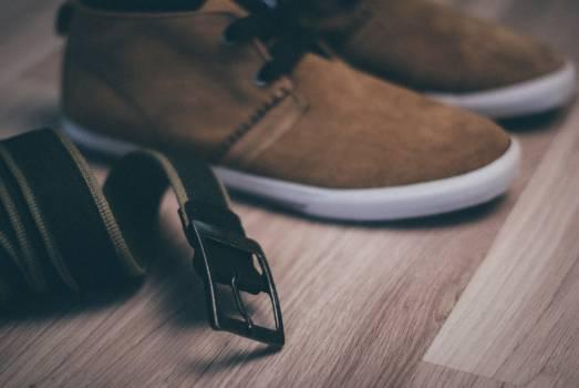 shoes belt fashion  Free Photo