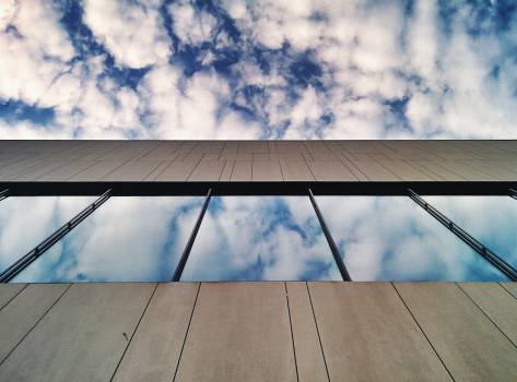 building window sky  #18366