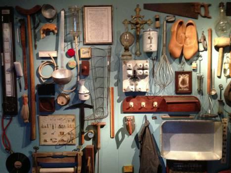 Carpenter's kit Equipment Kit Free Photo