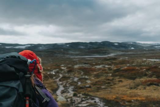 Mountain Adventure Sky Free Photo