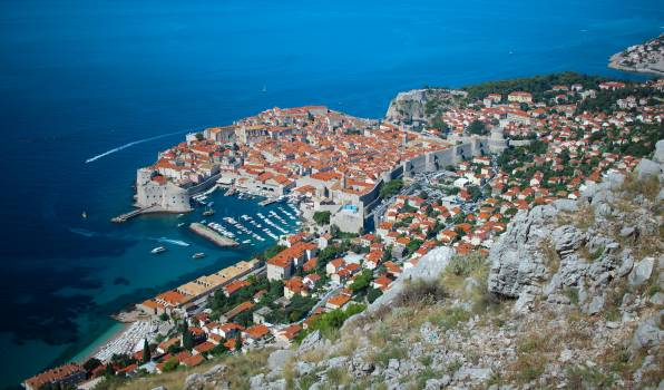 City Town Jigsaw puzzle Free Photo