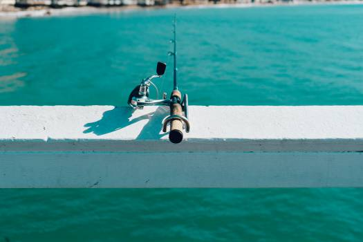 fishing rod pier  #18424