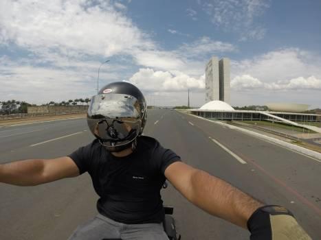 Helmet Man Person Free Photo