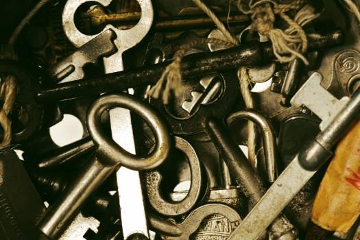 keys padlocks  #18469