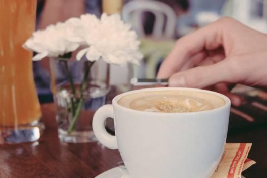 coffee espresso cup  #18538