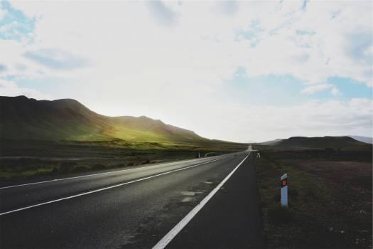 road highway pavement  #18619