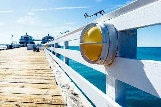 pier dock sunshine  #18681