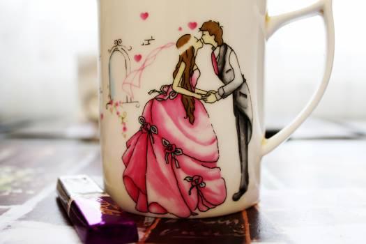 Princess cup mug  Free Photo