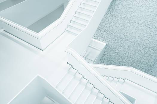 Stairs Design 3d Free Photo