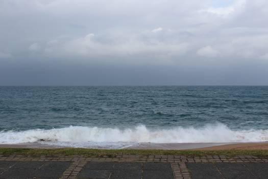 Ocean Shoreline Sea #187713