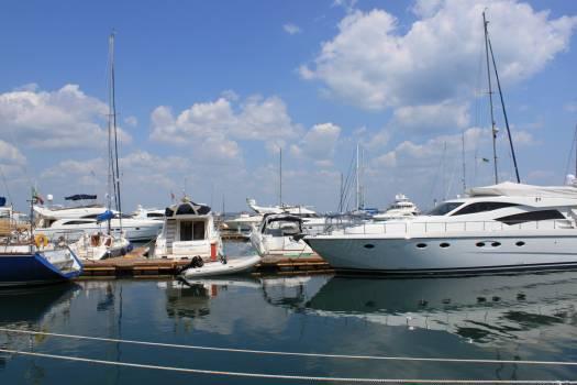 Marina Boat Ship Free Photo