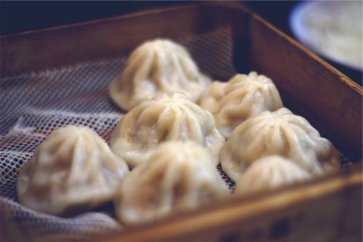 dim sum dumplings Chinese  Free Photo