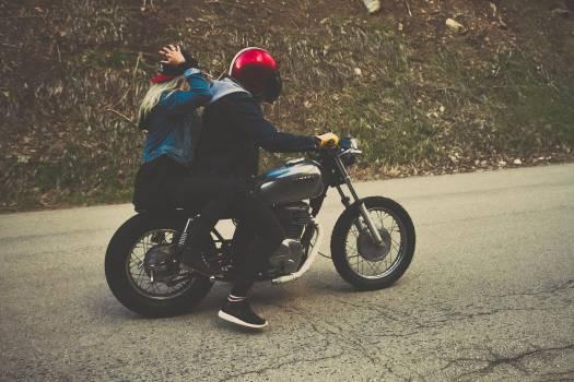 motorcycle motorbike road  #18809