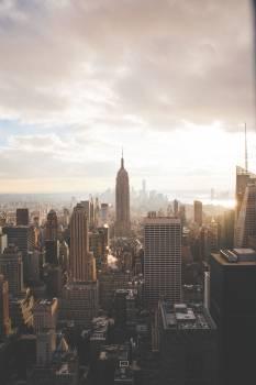 New York city NYC  Free Photo