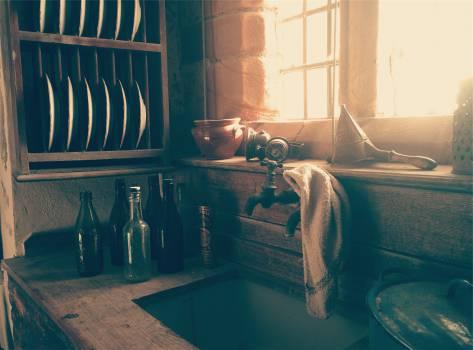 kitchen sink faucet  #18853