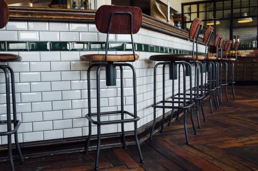 stools hardwood bar  #18870