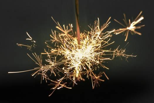 sparks sparklers celebration  #18882