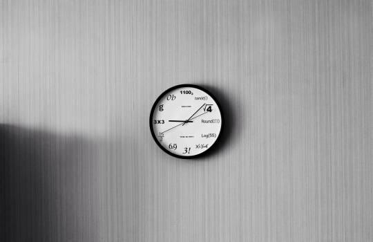 Timepiece Wall clock Clock Free Photo