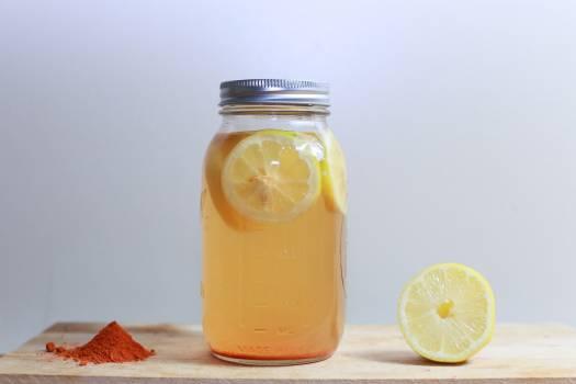 mason jar lemons juice  #18915
