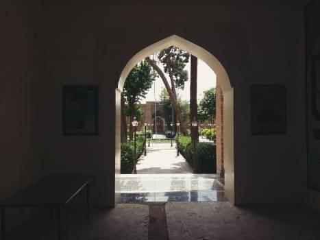 Patio Architecture Area Free Photo