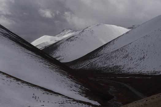 Snow Mountain Landscape #189727