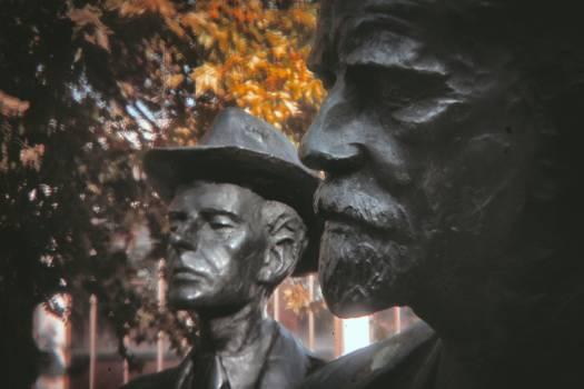 Statue Sculpture Face Free Photo