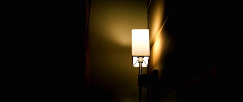 light lamp dark  #18993
