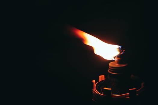 Light Torch Fire Free Photo