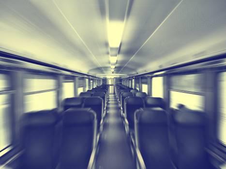train trip transportation  Free Photo