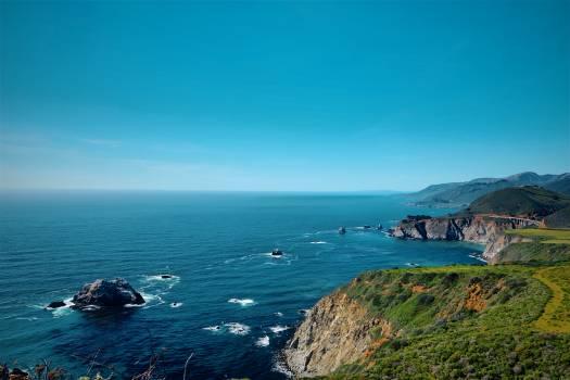 Cape Ocean Sea Free Photo